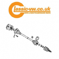 Driveshafts & CV Joints